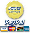 pay pal verified in color