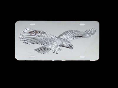american eagle ss license plate license plate 3900