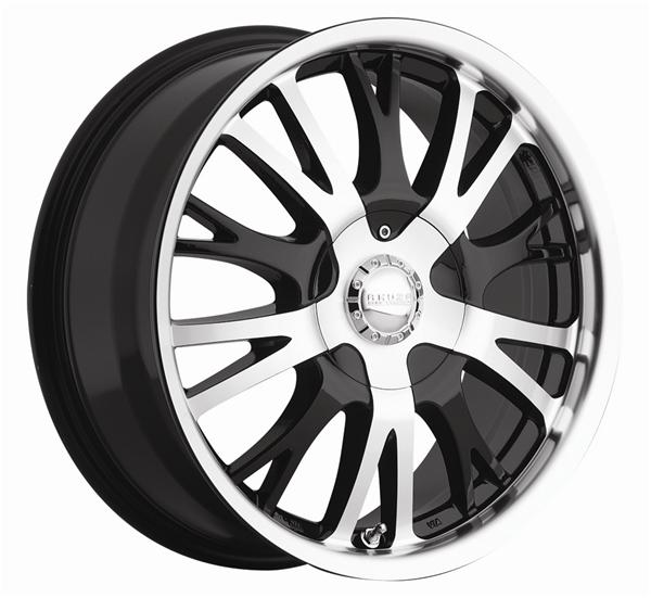 Drift 455 Akuza Wheels Chrome Finish Rims For Sale 20