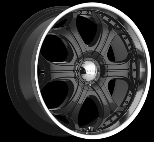Spur 504 Akuza Wheels Chrome Finish Rims For Sale 20 Inch