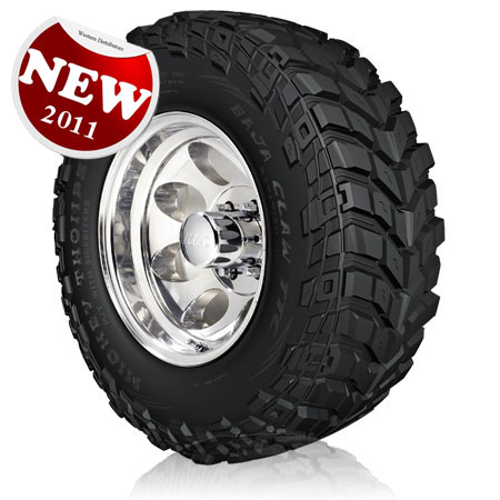 mickey thompson baja claw ttc radial