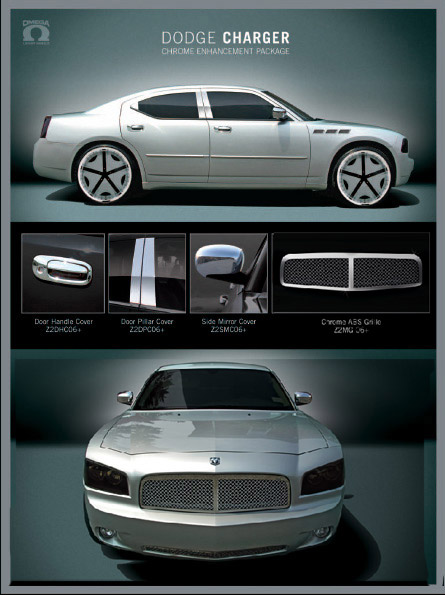 Dodge Charger Accessories, Dodge Charger Grills, Dodge Charger ...