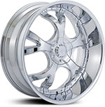 Effen Revenge  Rims Chrome