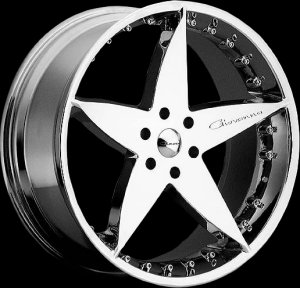 chrome giovanna rims