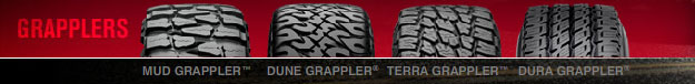 Nitto Truck Grappler Tires