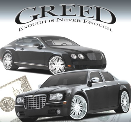 GREED WHEELS