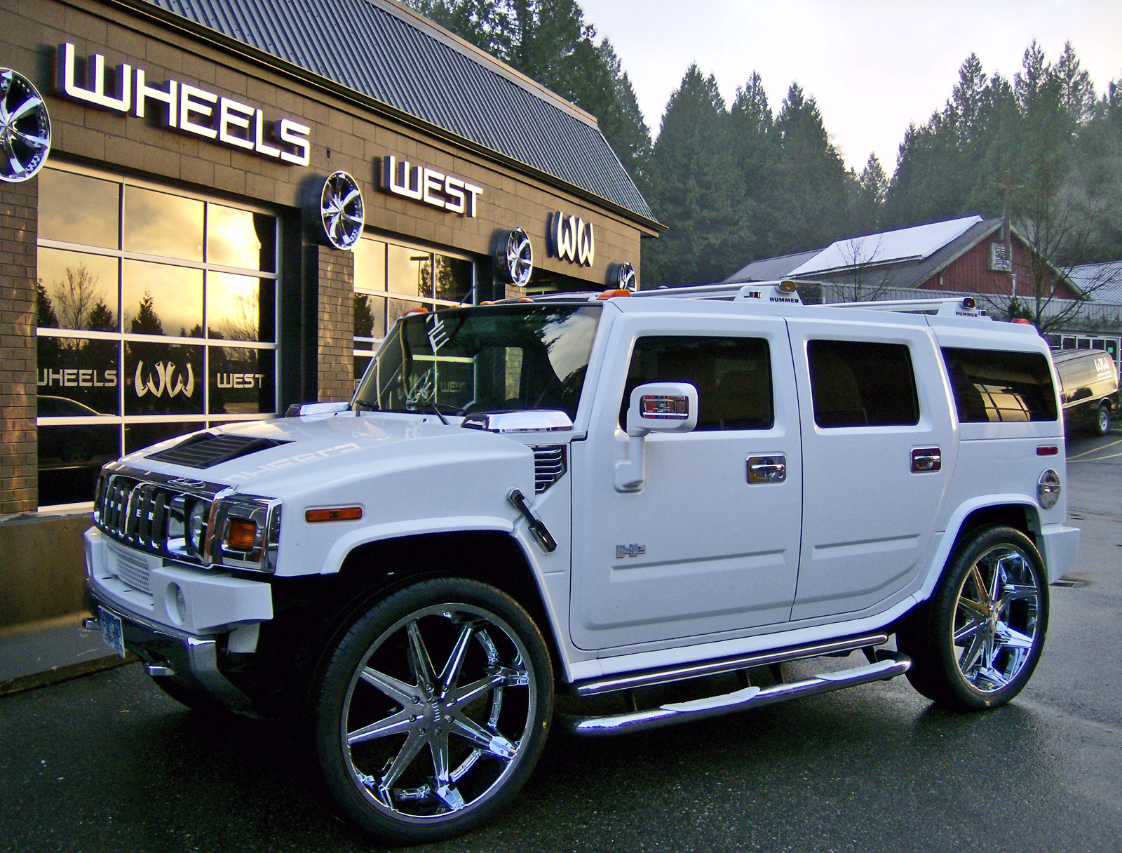 h2dub Hummer h2 wallpapers