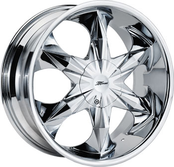 Rims on Mizati Custom Wheels Package   18 Inch   20 Inch Illuminati Rims