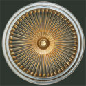 MOB Wire Wheels 150_Spoke_Gold