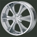MOB Chrome Wheels Genovese