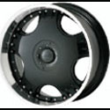 MOB Wheels Cappo Black
