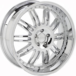 Starr Bucten  Wheels Chrome