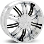 Starr Sidious  Rims Chrome