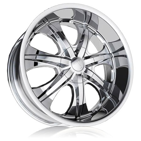 Velocity 725s Wheels Chrome Rims For Sale 22 Inch 20 Inch