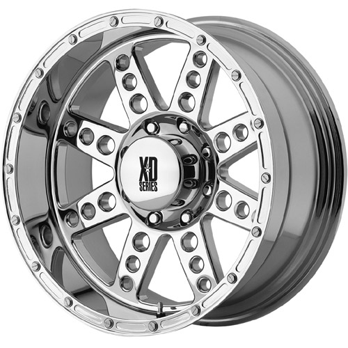 Diesel Xd766 Xd Series Wheels Chrome Finish Rims For Sale